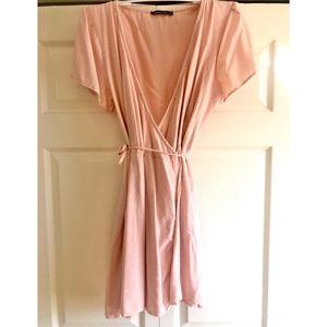 Abercrombie & Fitch Wrap Dress
